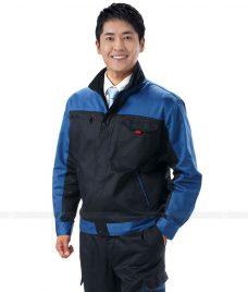 Ao Khoac Dong Phuc Cong Ty GLU AKC18 áo khoác đồng phục công ty