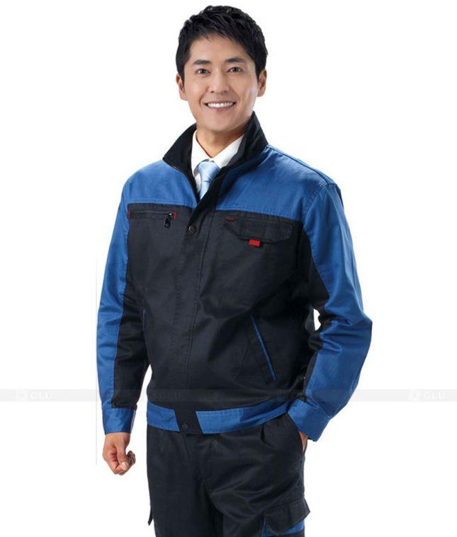 Ao Khoac Dong Phuc Cong Ty GLU AKC18 áo đồng phục công ty