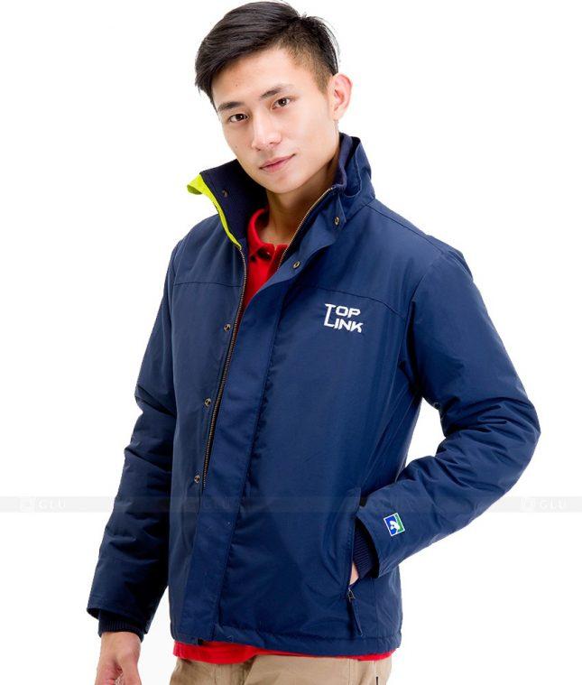 Ao Khoac Dong Phuc Cong Ty GLU AKC20 áo đồng phục công ty
