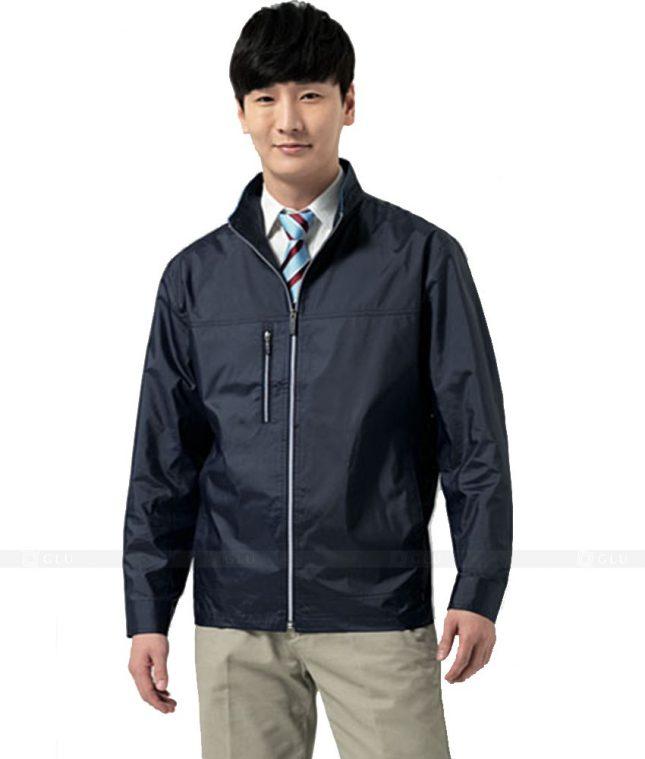 Ao Khoac Dong Phuc Cong Ty GLU AKC21 áo đồng phục công ty đẹp