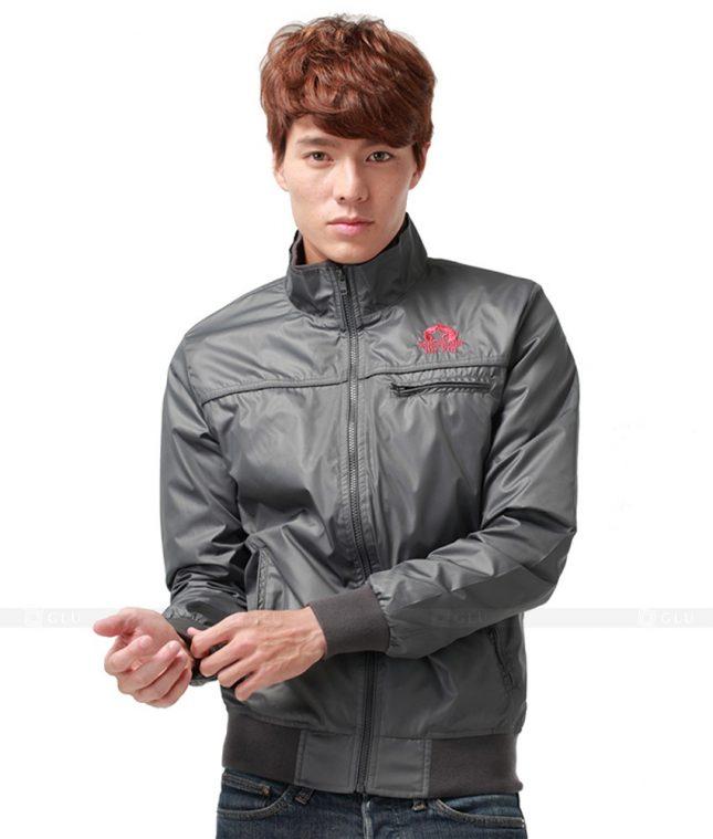 Ao Khoac Dong Phuc Cong Ty GLU AKC22 áo đồng phục công ty đẹp
