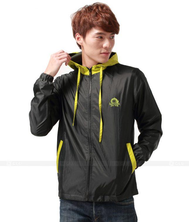 Ao Khoac Dong Phuc Cong Ty GLU AKC25 áo đồng phục công ty đẹp
