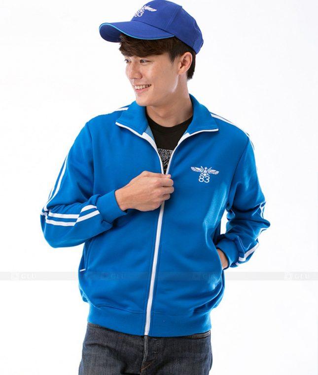 Ao Khoac Dong Phuc Cong Ty GLU AKC32 áo đồng phục công ty đẹp