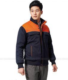 Ao Khoac Dong Phuc Cong Ty GLU AKC34 áo khoác đồng phục công ty