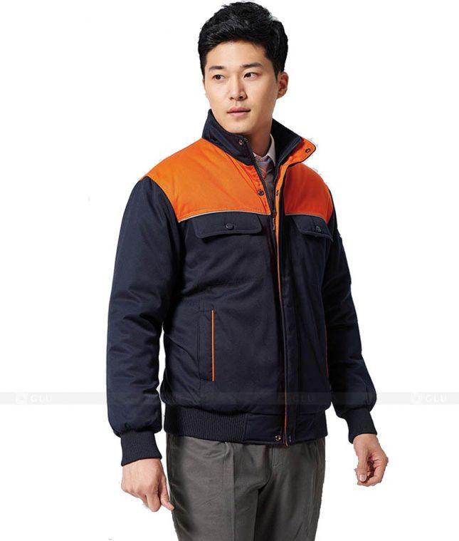 Ao Khoac Dong Phuc Cong Ty GLU AKC34 áo đồng phục công ty đẹp