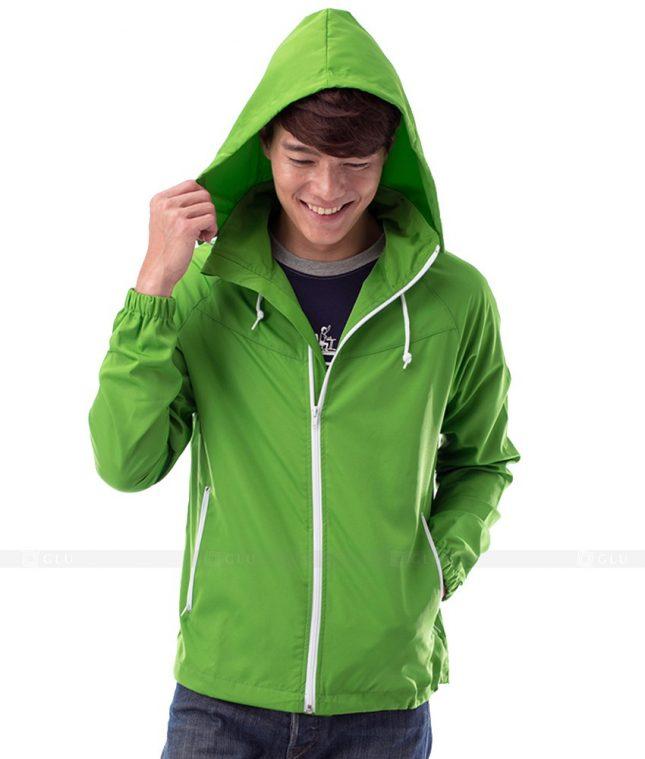 Ao Khoac Dong Phuc Cong Ty GLU AKC37 áo đồng phục công ty đẹp