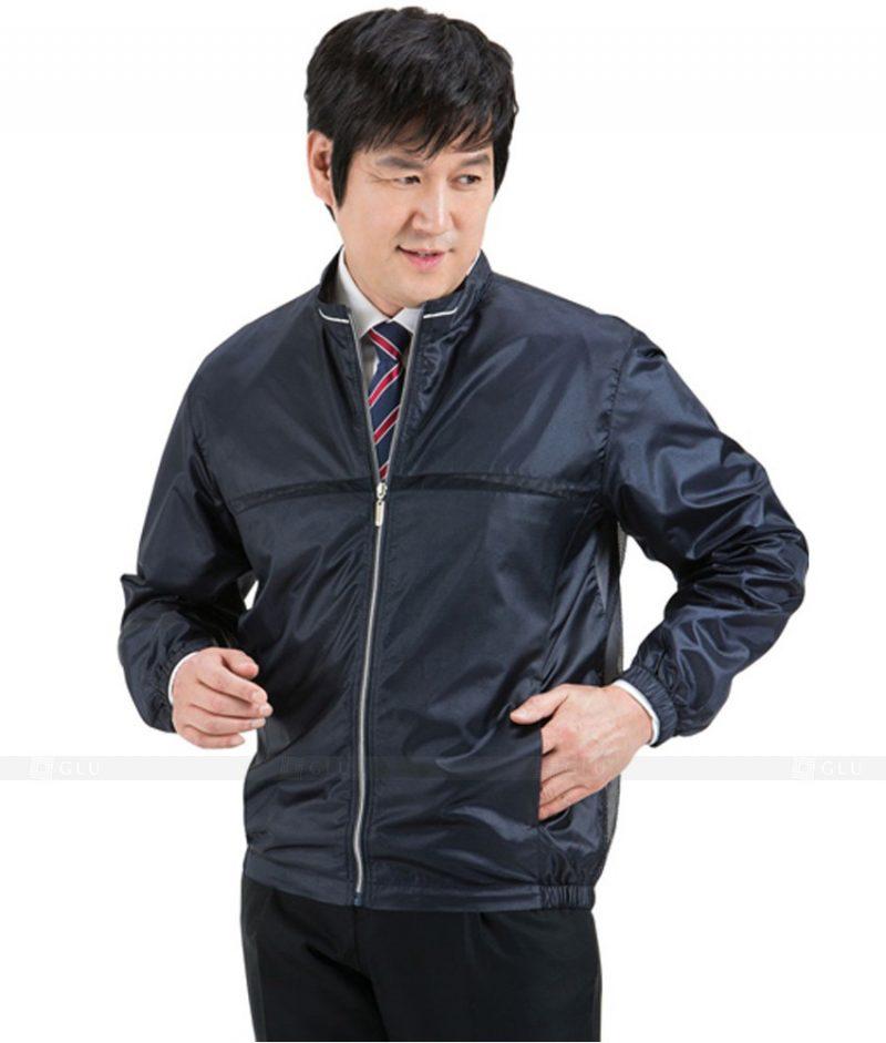 Ao Khoac Dong Phuc Cong Ty GLU AKC41
