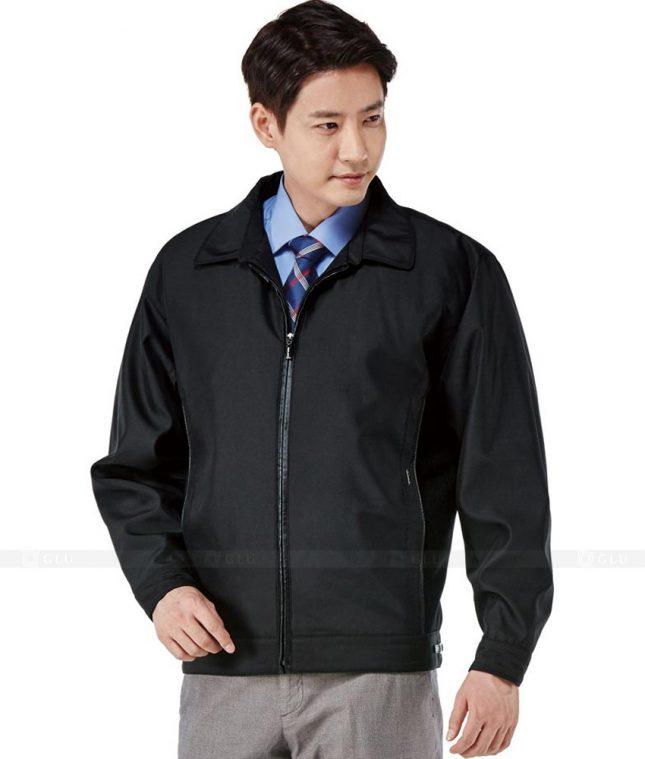 Ao Khoac Dong Phuc Cong Ty GLU AKC65 áo đồng phục công ty đẹp