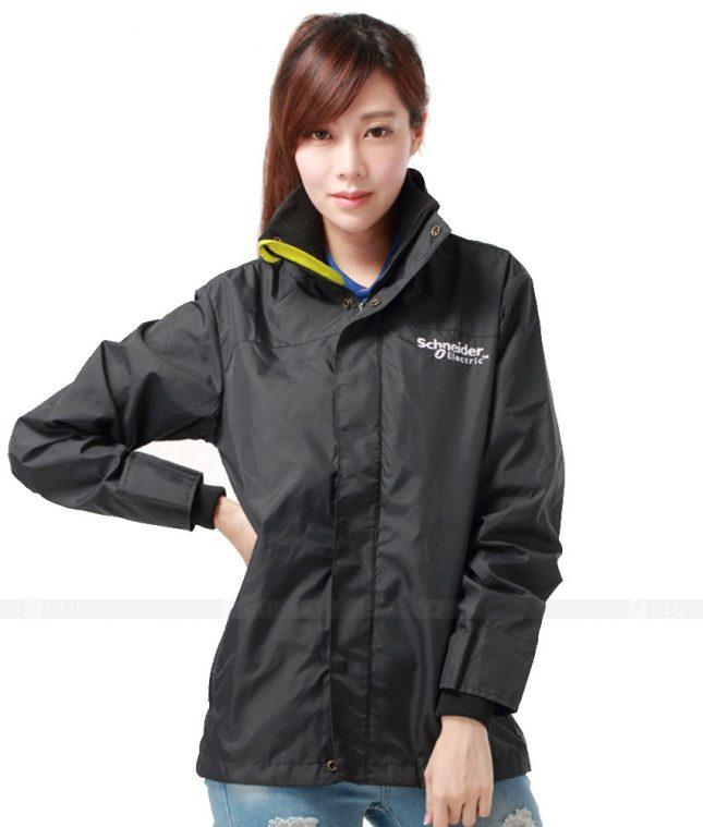 Ao Khoac Dong Phuc Cong Ty GLU AKC70 áo đồng phục công ty đẹp