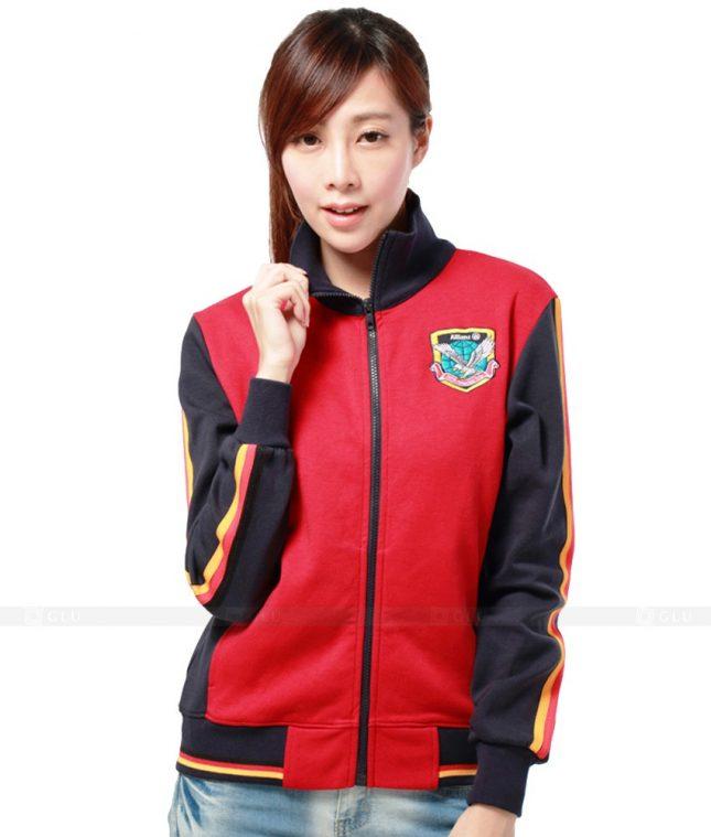Ao Khoac Dong Phuc Cong Ty GLU AKC71 áo đồng phục công ty đẹp