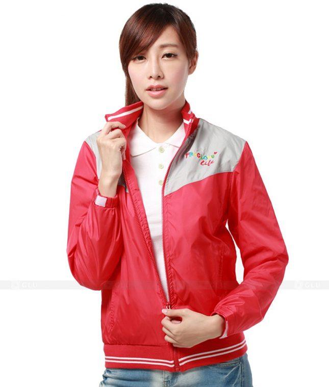 Ao Khoac Dong Phuc Cong Ty GLU AKC72 áo đồng phục công ty đẹp