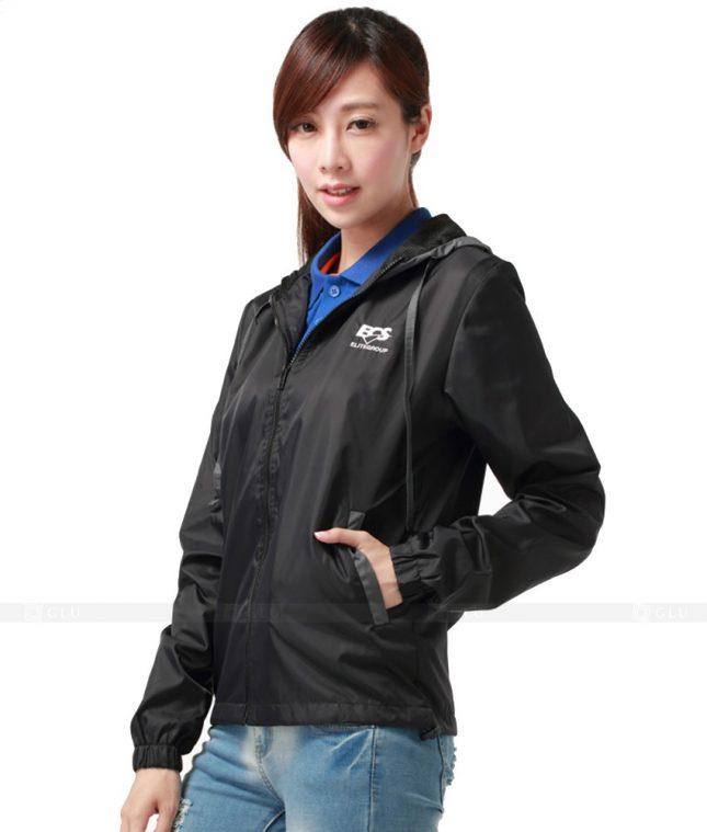 Ao Khoac Dong Phuc Cong Ty GLU AKC73 áo đồng phục công ty đẹp