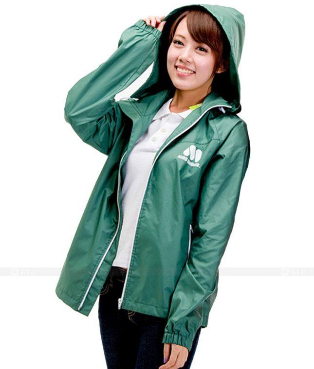 Ao Khoac Dong Phuc Cong Ty GLU AKC74 áo đồng phục công ty đẹp
