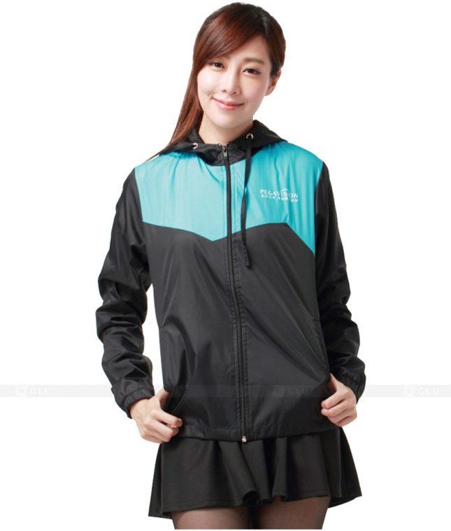 Ao Khoac Dong Phuc Cong Ty GLU AKC79 áo đồng phục công ty đẹp