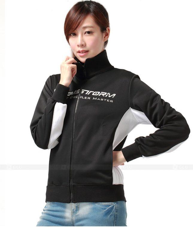 Ao Khoac Dong Phuc Cong Ty GLU AKC82 áo đồng phục công ty đẹp