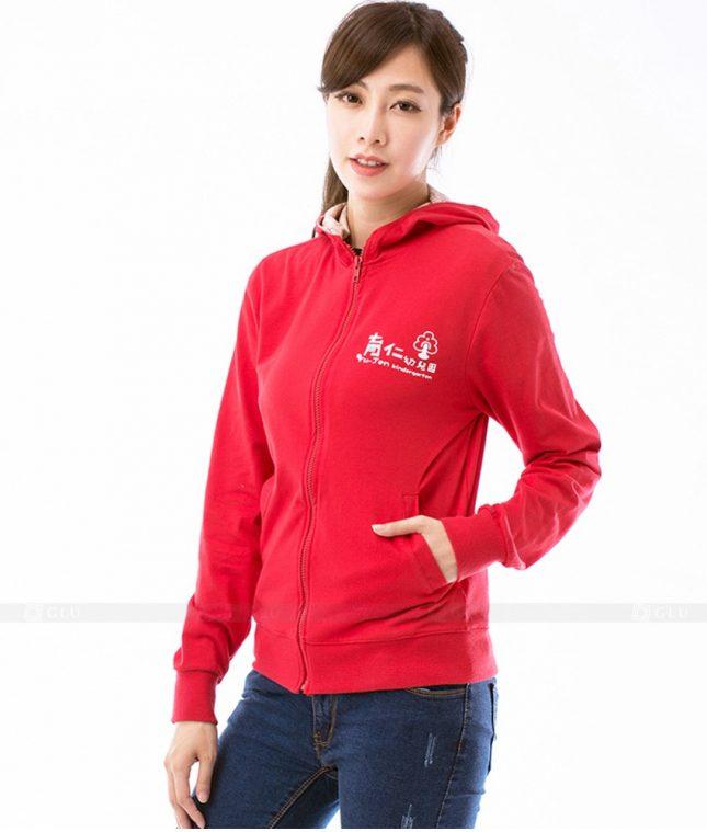 Ao Khoac Dong Phuc Cong Ty GLU AKC83 áo đồng phục công ty đẹp