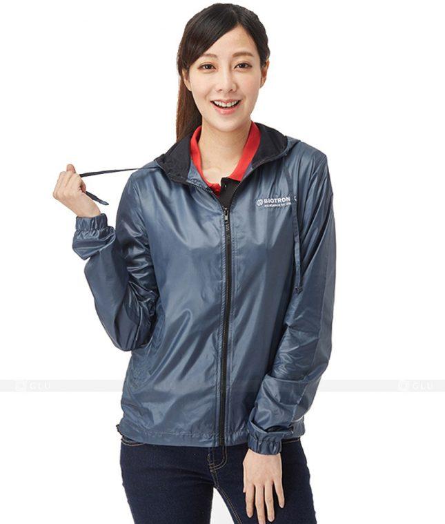 Ao Khoac Dong Phuc Cong Ty GLU AKC89 áo đồng phục công ty đẹp