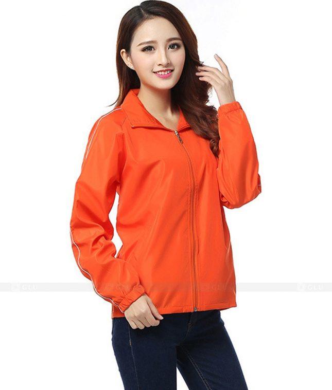 Ao Khoac Dong Phuc Cong Ty GLU AKC98 áo đồng phục công ty đẹp