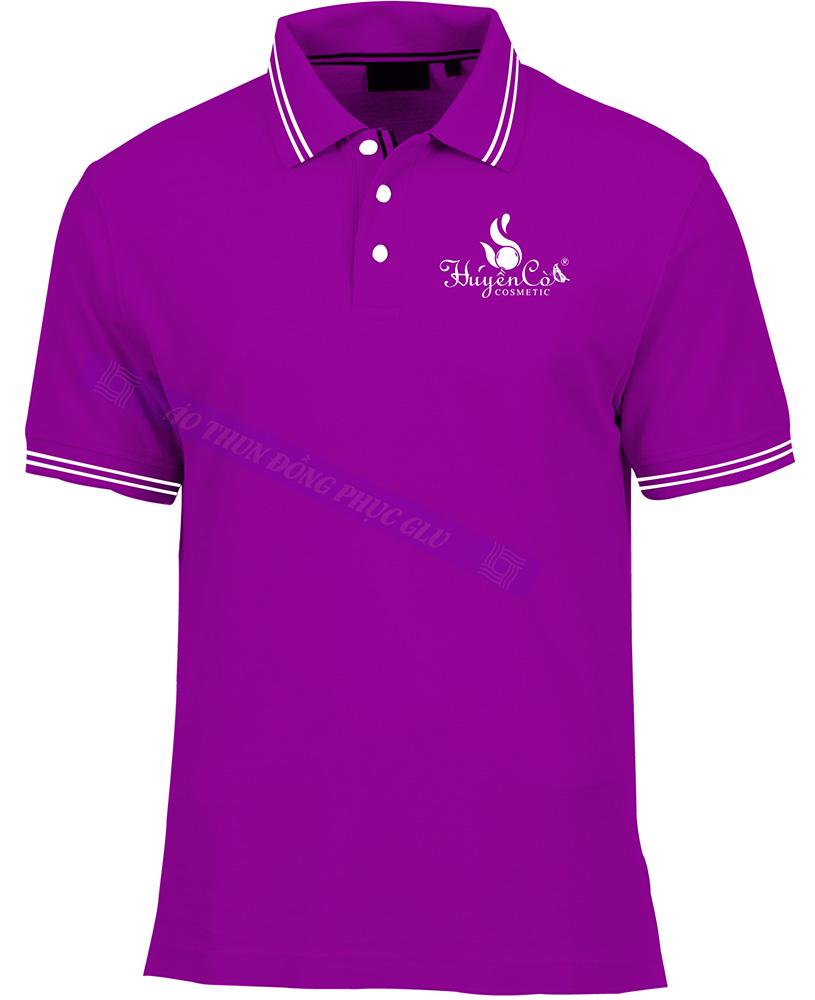 Chọn màu vải may áo thun đồng phục