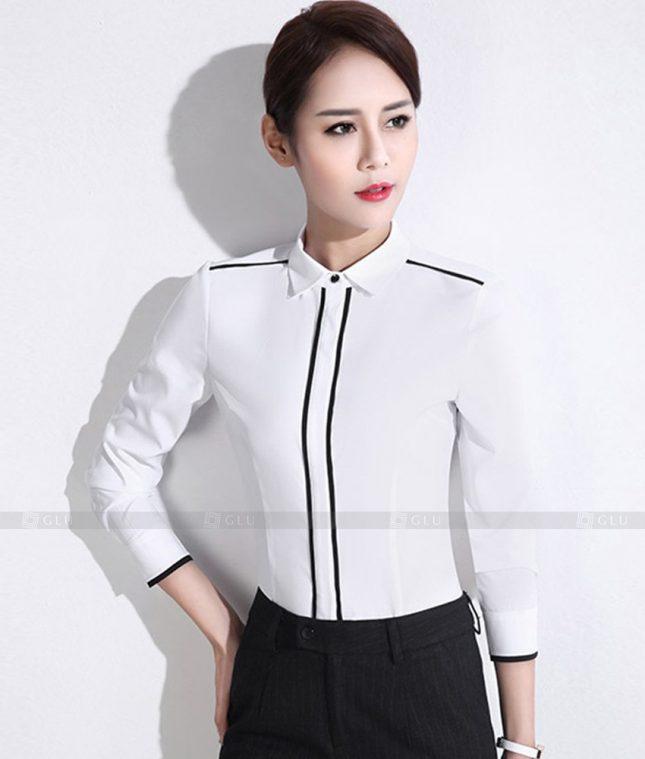 Dong Phuc Cong So Nu GS494 áo sơ mi nữ đồng phục công sở