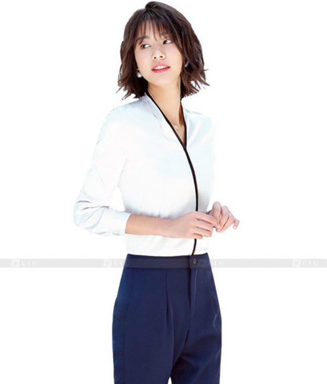 Dong Phuc Cong So Nu GS499 áo sơ mi nữ đồng phục công sở