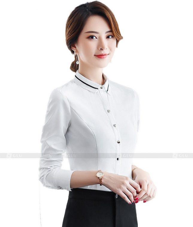 Dong Phuc Cong So Nu GS504 áo sơ mi nữ đồng phục công sở