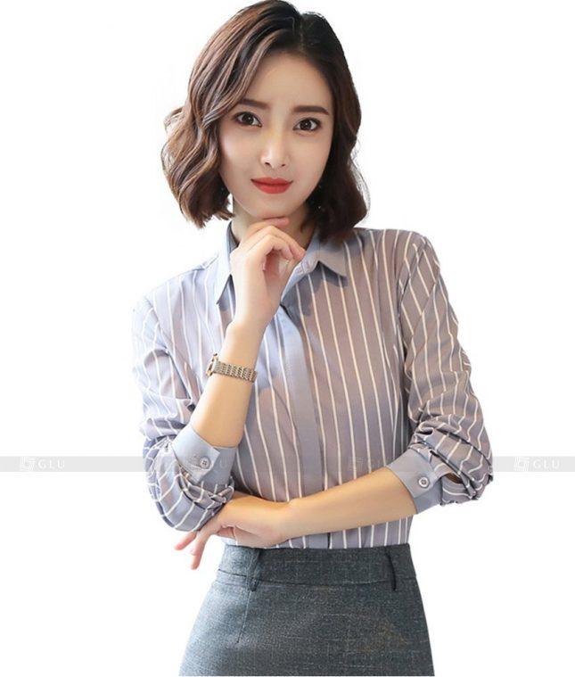 Dong Phuc Cong So Nu GS505 áo sơ mi nữ đồng phục công sở