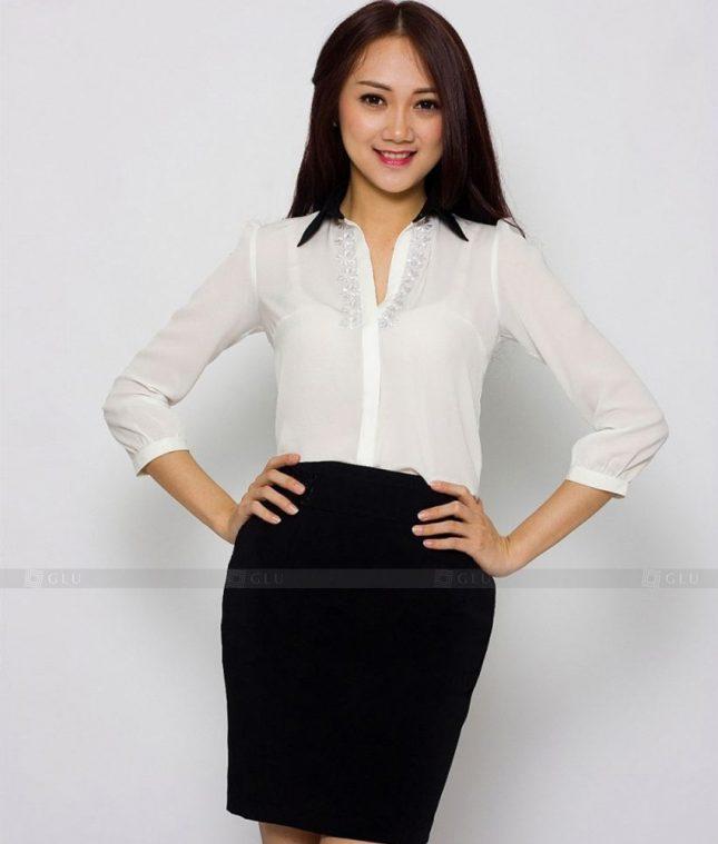 Dong Phuc Cong So Nu GS506 áo sơ mi nữ đồng phục công sở