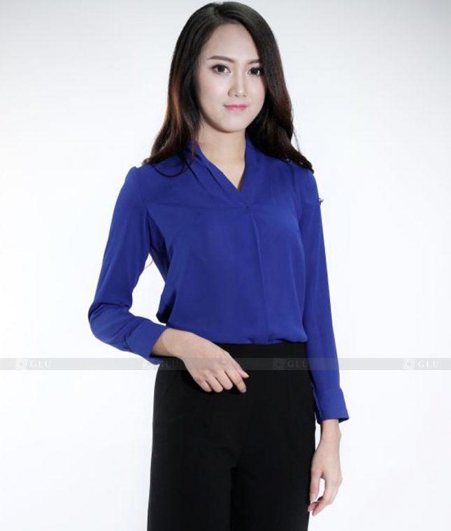 Dong Phuc Cong So Nu GS507 áo sơ mi nữ đồng phục công sở