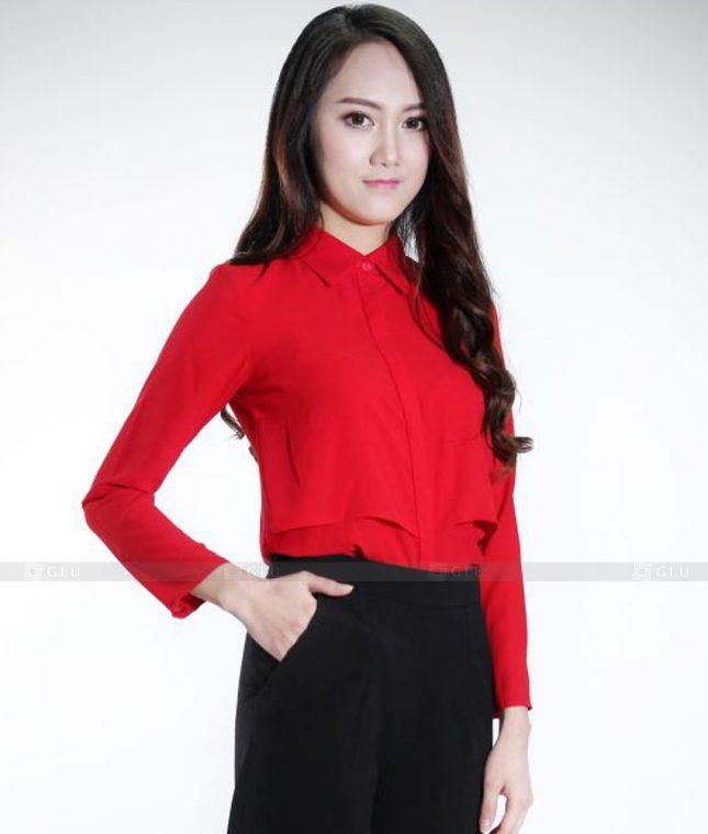 Dong Phuc Cong So Nu GS508 áo sơ mi nữ đồng phục công sở