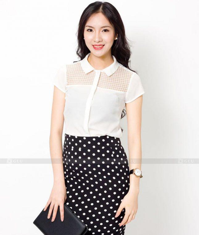 Dong Phuc Cong So Nu GS509 áo sơ mi nữ đồng phục công sở