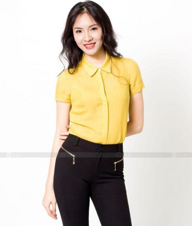 Dong Phuc Cong So Nu GS510 áo sơ mi nữ đồng phục công sở
