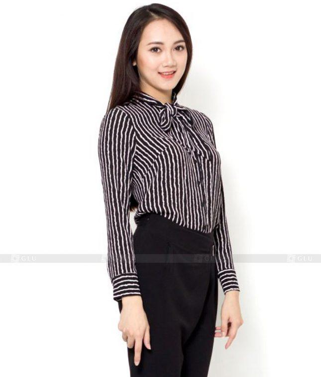 Dong Phuc Cong So Nu GS515 áo sơ mi nữ đồng phục công sở