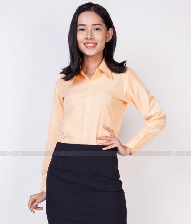 Dong Phuc Cong So Nu GS522 áo sơ mi nữ đồng phục công sở