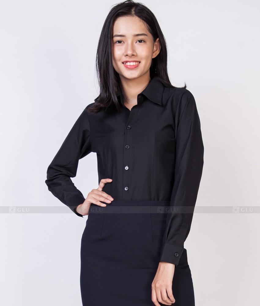 Dong Phuc Cong So Nu GS524