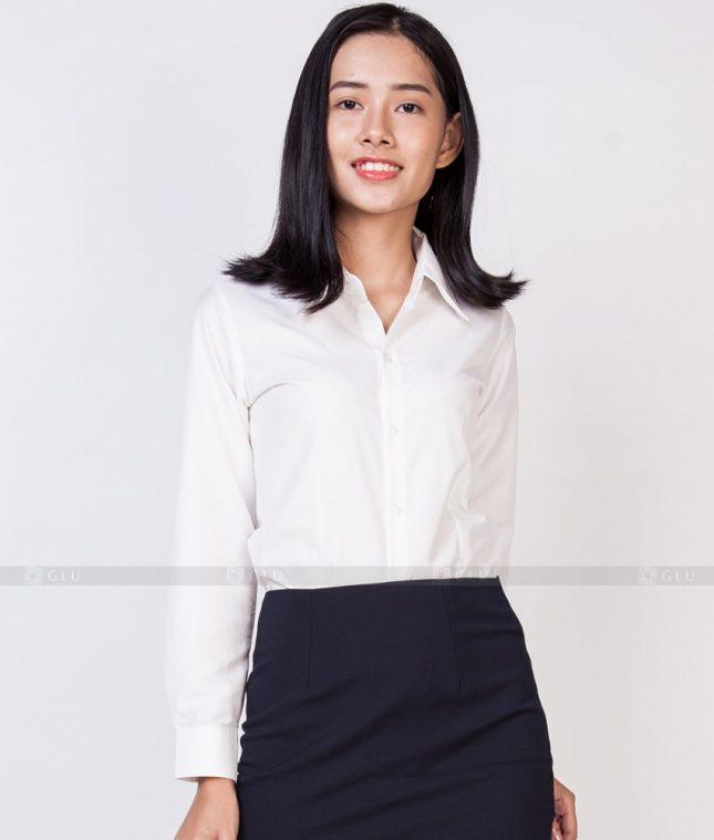 Dong Phuc Cong So Nu GS525 áo sơ mi nữ đồng phục công sở