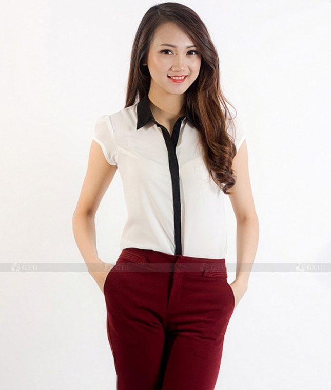 Dong Phuc Cong So Nu GS533 áo sơ mi nữ đồng phục công sở