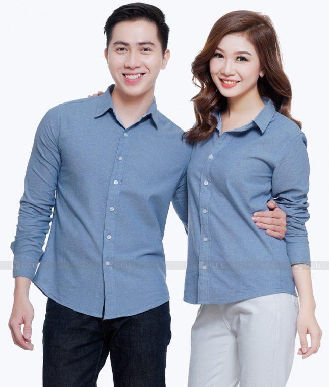 Dong Phuc Cong So Nu GS535 áo sơ mi nữ đồng phục công sở