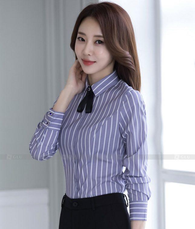 Dong Phuc Cong So Nu GS557 áo sơ mi nữ đồng phục công sở