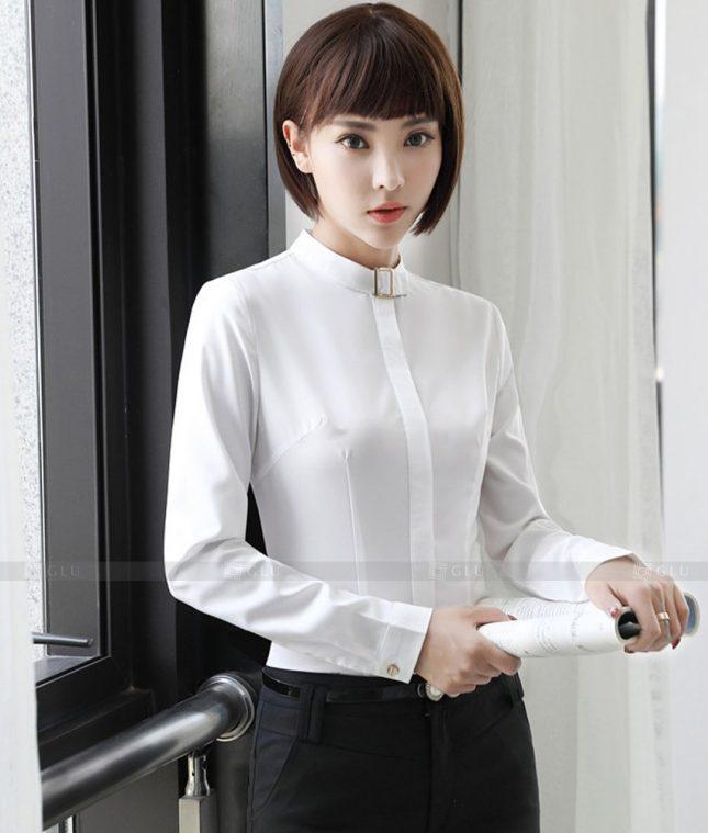Dong Phuc Cong So Nu GS576 áo sơ mi nữ đồng phục công sở
