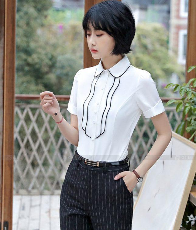 Dong Phuc Cong So Nu GS584 áo sơ mi nữ đồng phục công sở