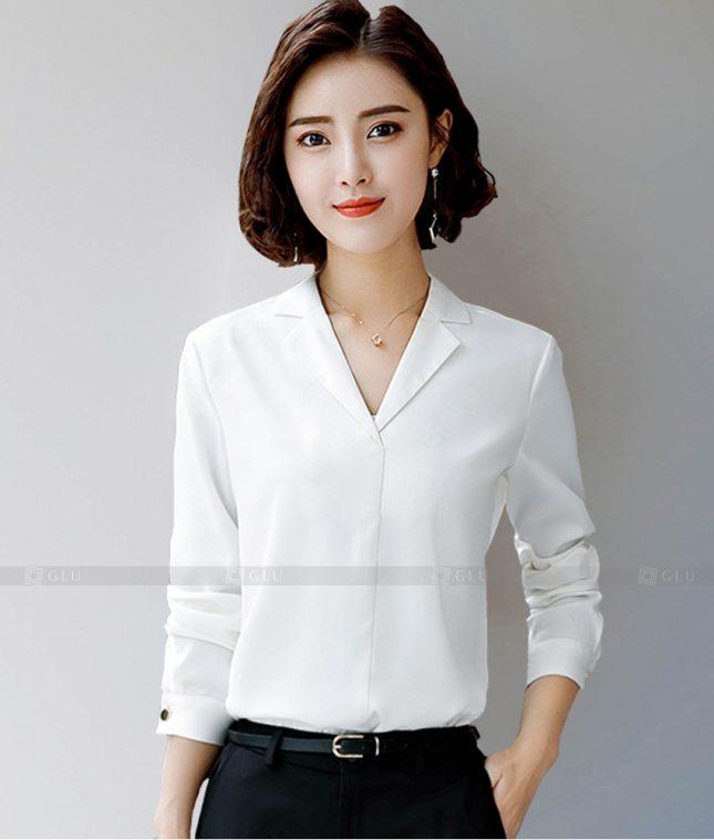 Dong Phuc Cong So Nu GS619 áo sơ mi nữ đồng phục công sở