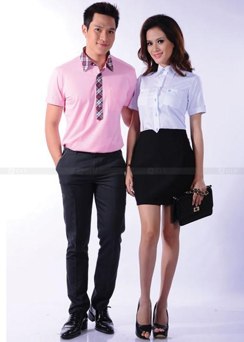 Dong phuc cong so 500 700 09 áo sơ mi nữ đồng phục công sở