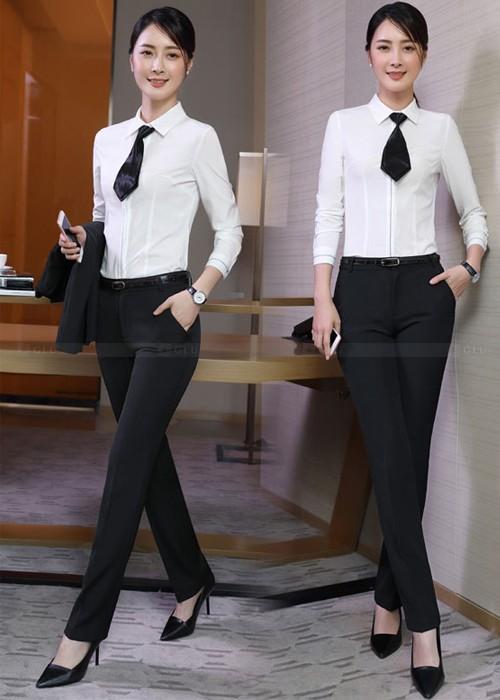 Dong phuc cong so 500 700 23 áo sơ mi nữ đồng phục công sở