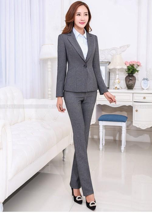 Dong phuc cong so 500 700 28 áo sơ mi nữ đồng phục công sở