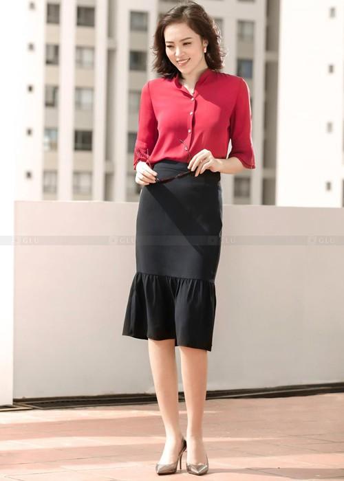 Dong phuc cong so 500 700 29 áo sơ mi nữ đồng phục công sở