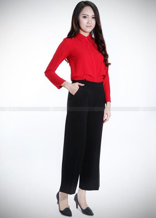 Dong phuc cong so 500 700 58 áo sơ mi nữ đồng phục công sở