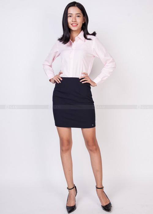 Dong phuc cong so 500 700 67 áo sơ mi nữ đồng phục công sở
