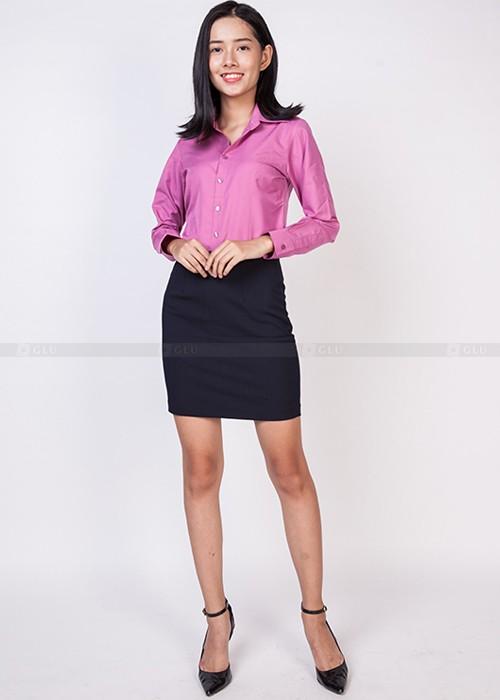 Dong phuc cong so 500 700 69 áo sơ mi nữ đồng phục công sở