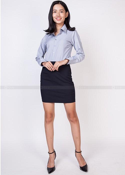 Dong phuc cong so 500 700 72 áo sơ mi nữ đồng phục công sở